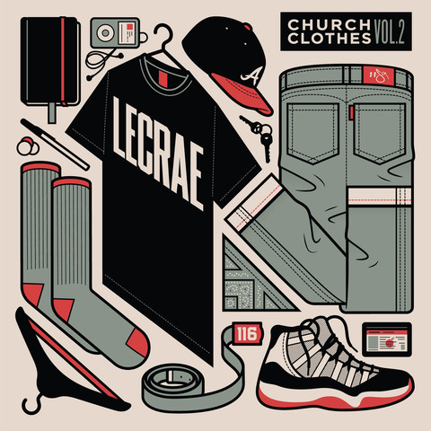 Lecrae: Church Clothes 2