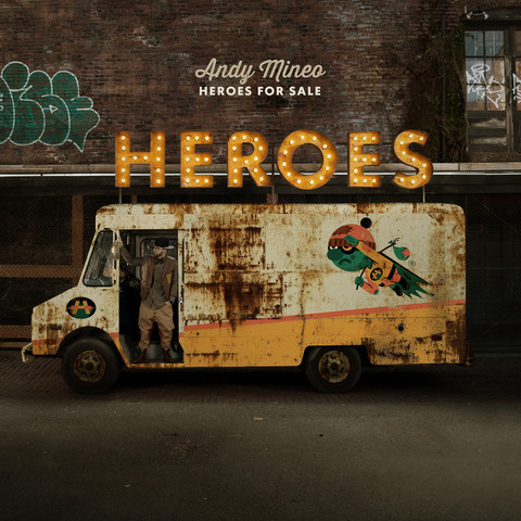 Andy Mineo: Heros For Sale