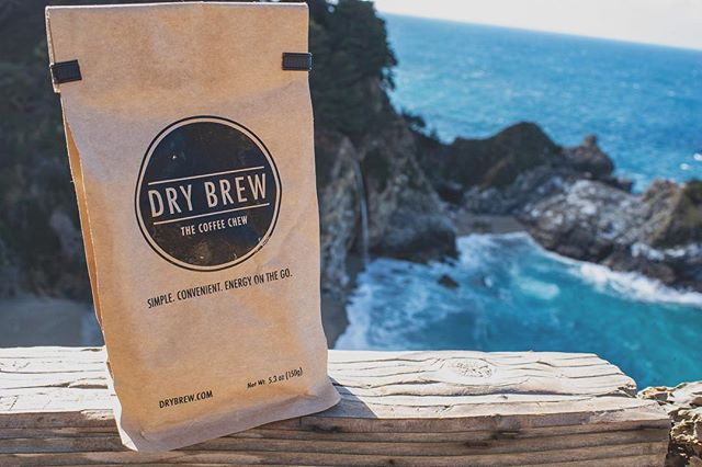 Beautiful days to go out and explore ahead! Get ready by making sure you have that bag of #drybrew with you.