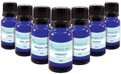 essential oils youngevity
