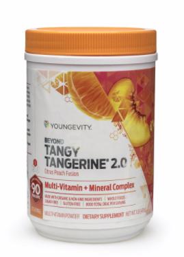 BEYOND TANGY TANGERINE 2.0 POWDER
