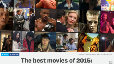 10. Vox  The Best Movies of 2015
