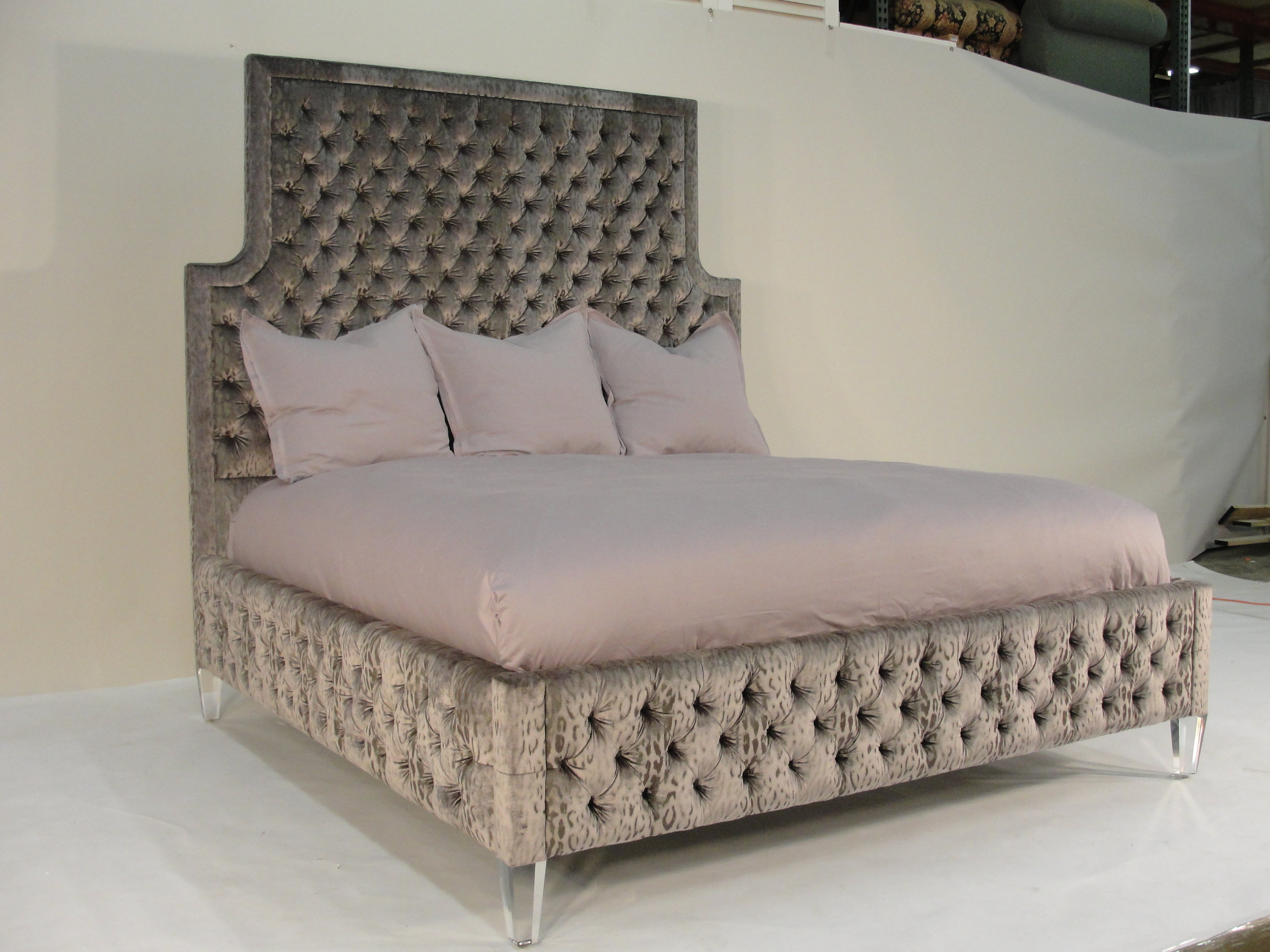 Picture of: Beds Headboards Marroquin Custom Upholstery Inc