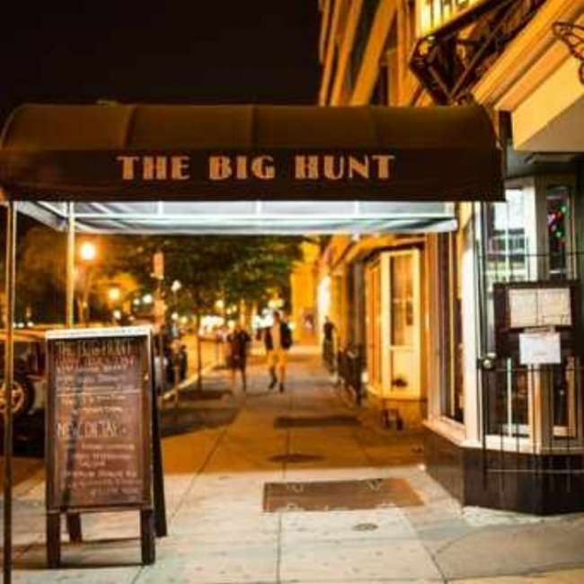 Long Now at the Big Hunt in NW DC