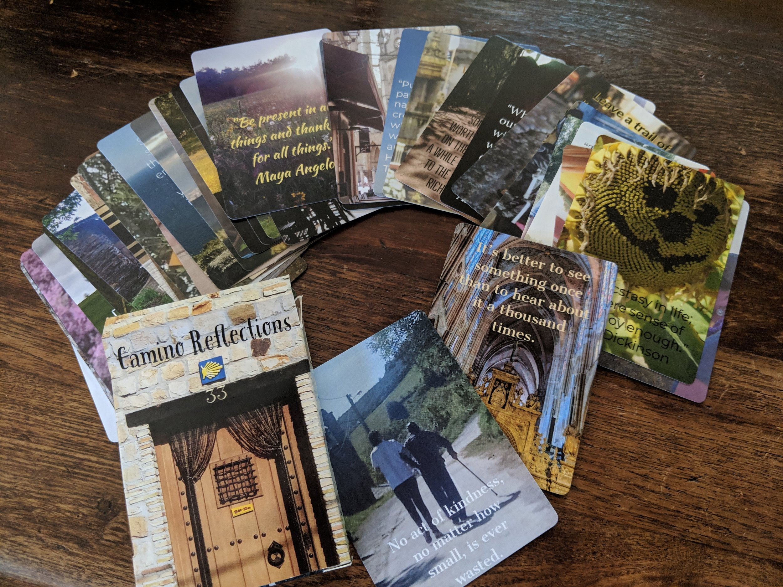 Camino Reflections cards.jpg