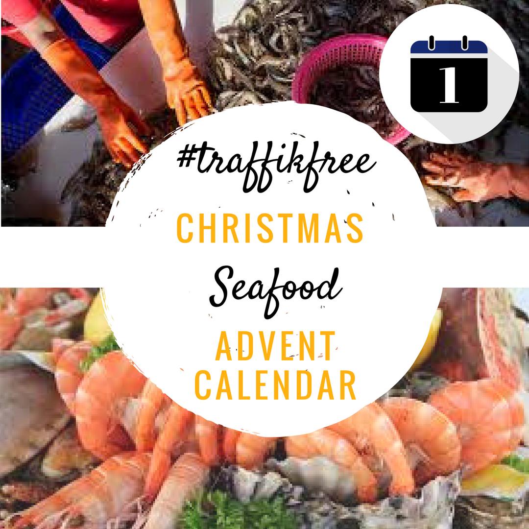 Christmas Seafood Advent Calendar