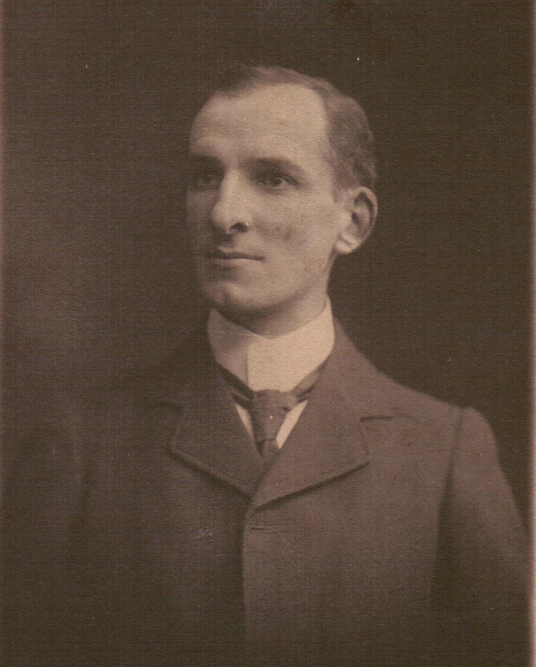 My maternal Grandfather, Jimmy