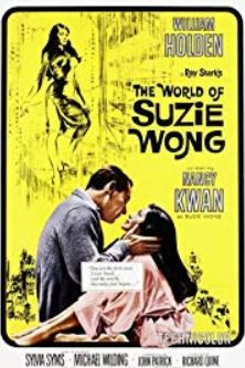 The book title spawned innumerable Suzie Wong bars and it's one of those titles that never dies!