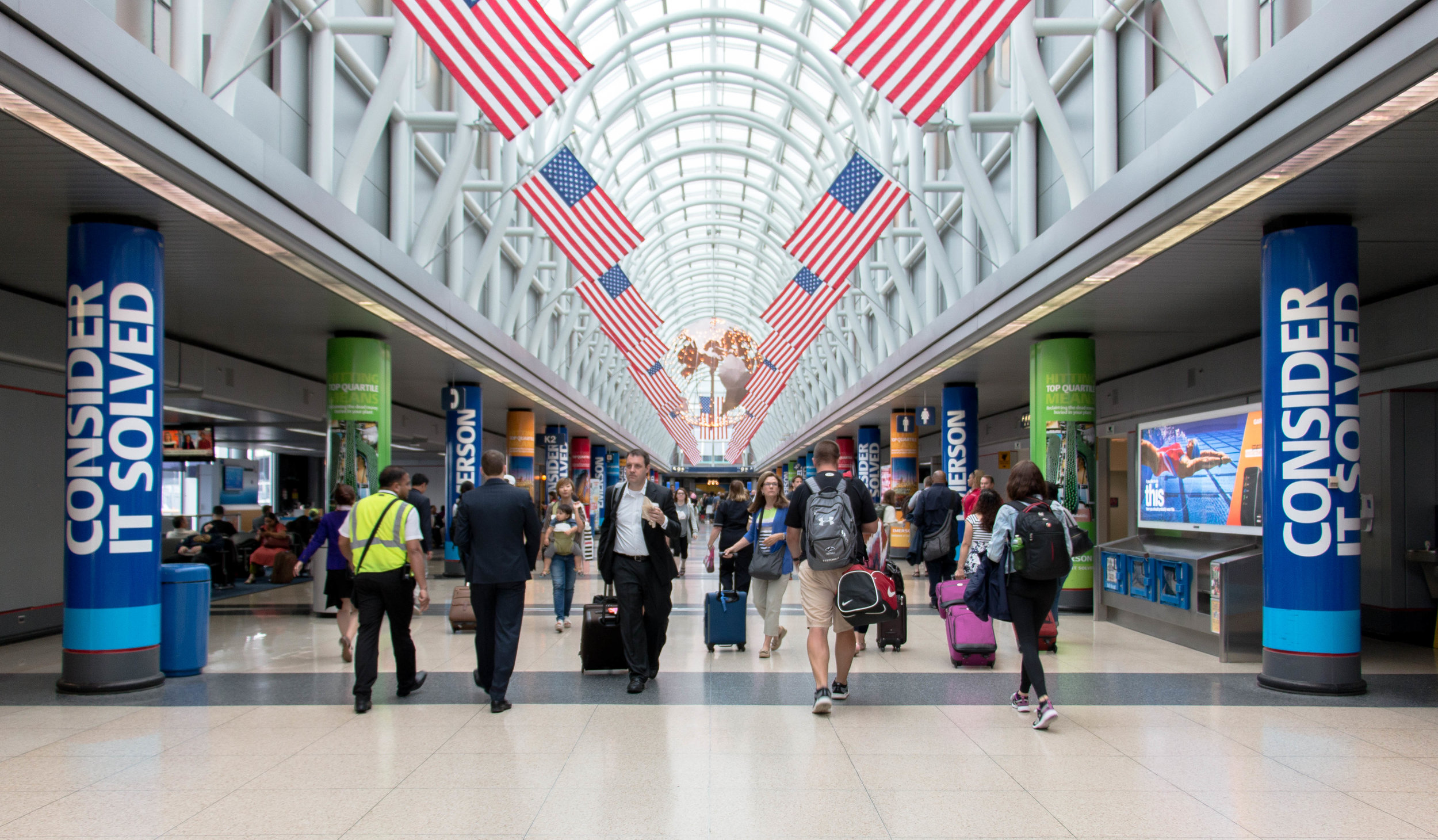 Flying Concessions - Content for airport retailers
