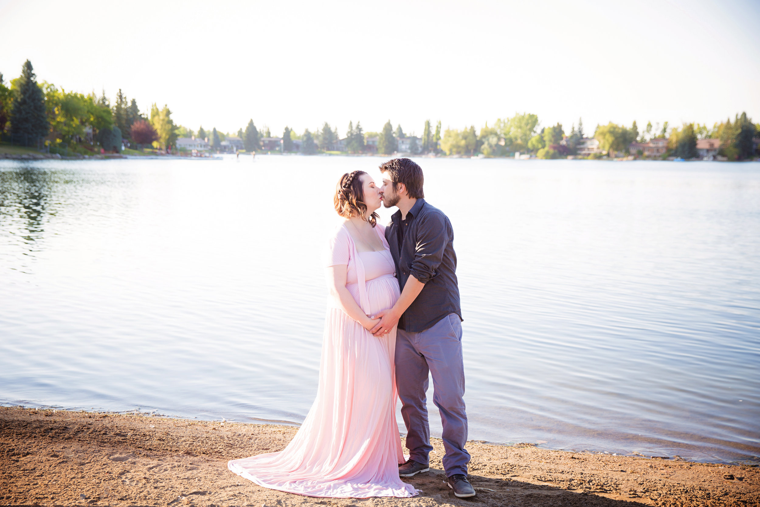 Maternity Session - Calgary Photographer