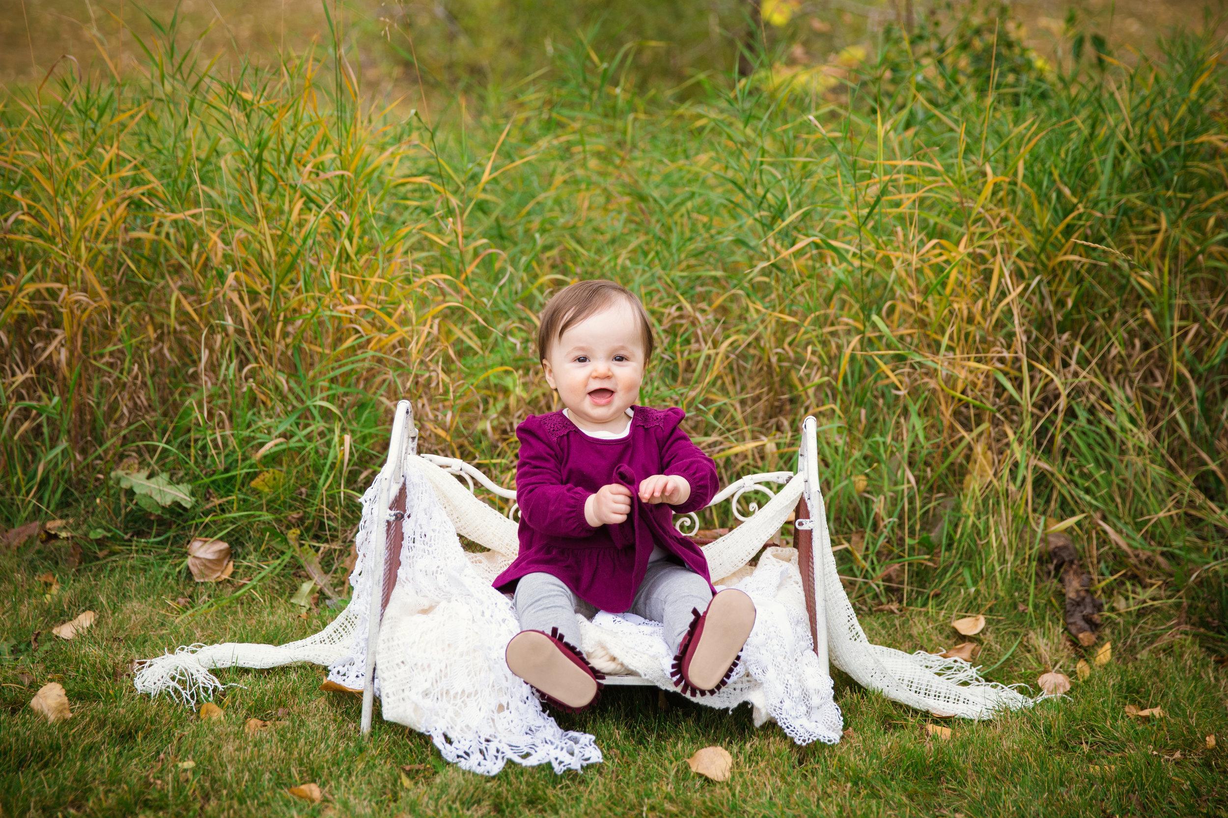 Fall Family Photoshoot - Confederation Park