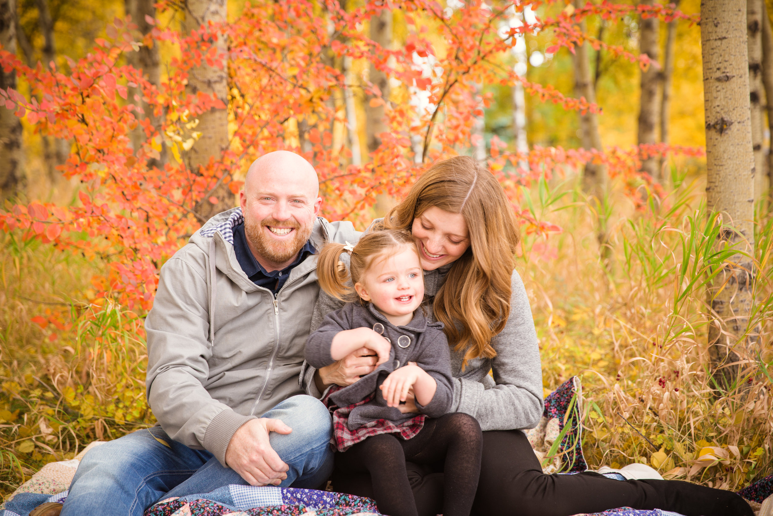 Family Photoshoot - Calgary Photographer