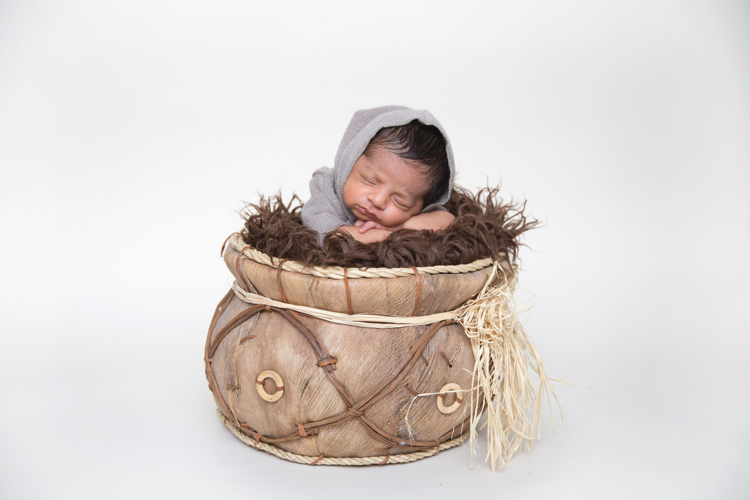 Newborn Photoshoot - Calgary Photographer