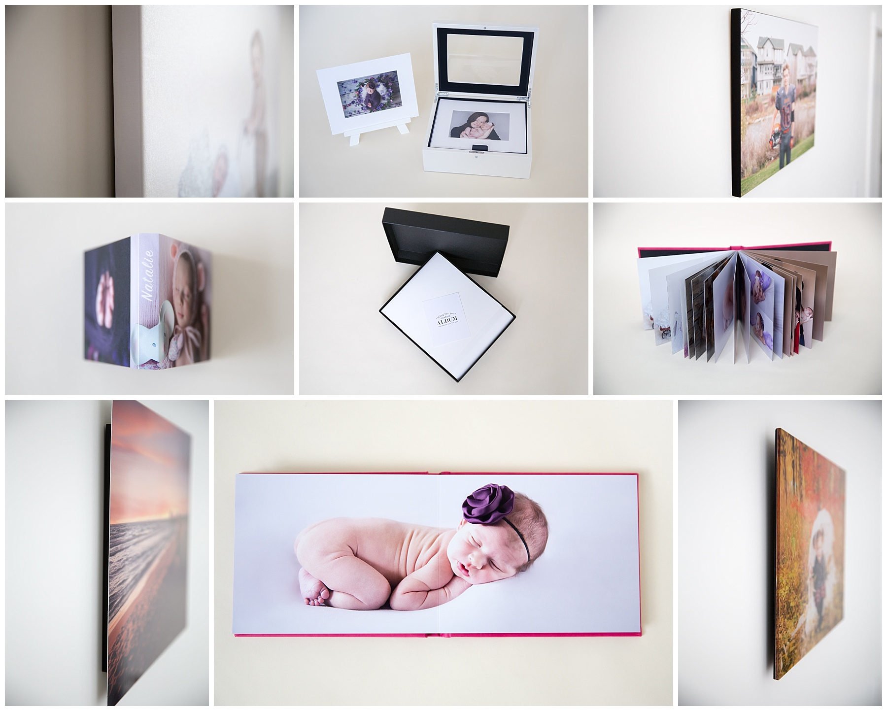 Photography Products - Calgary Photographer