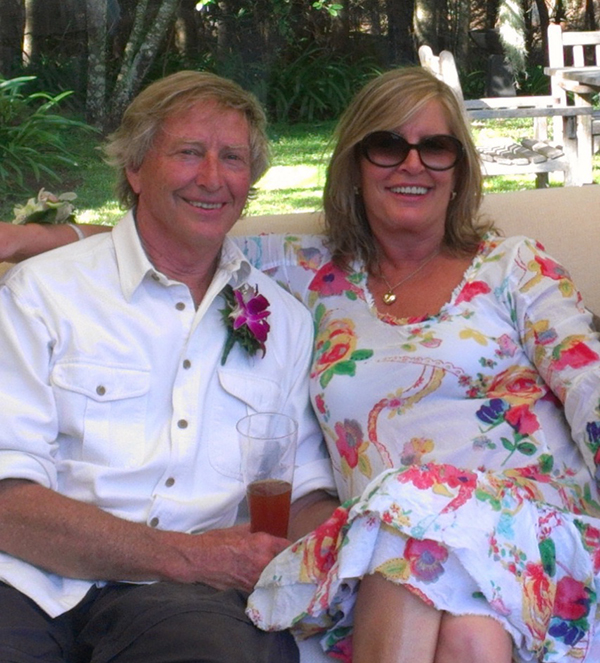 Tony Coote AM and Toni Coote (Dale), our Founders