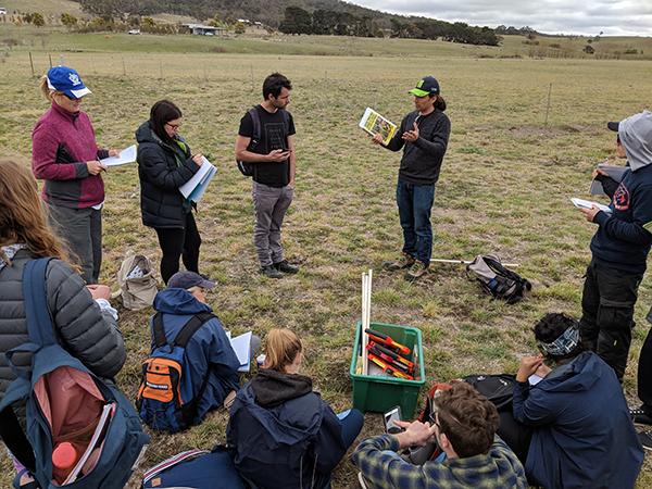 Vegetation assessment on the floodplains