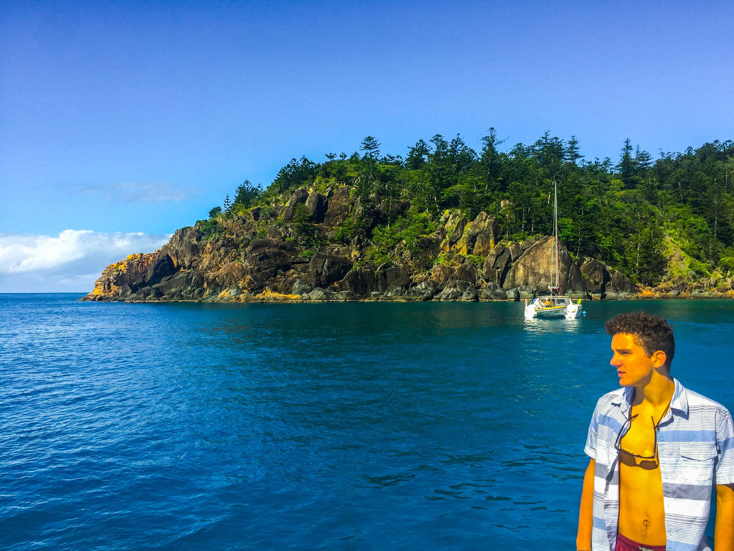 Whitsunday Islands (Troy)