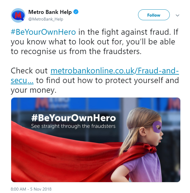 Metro Bank - Be your own hero - Rule 1.png