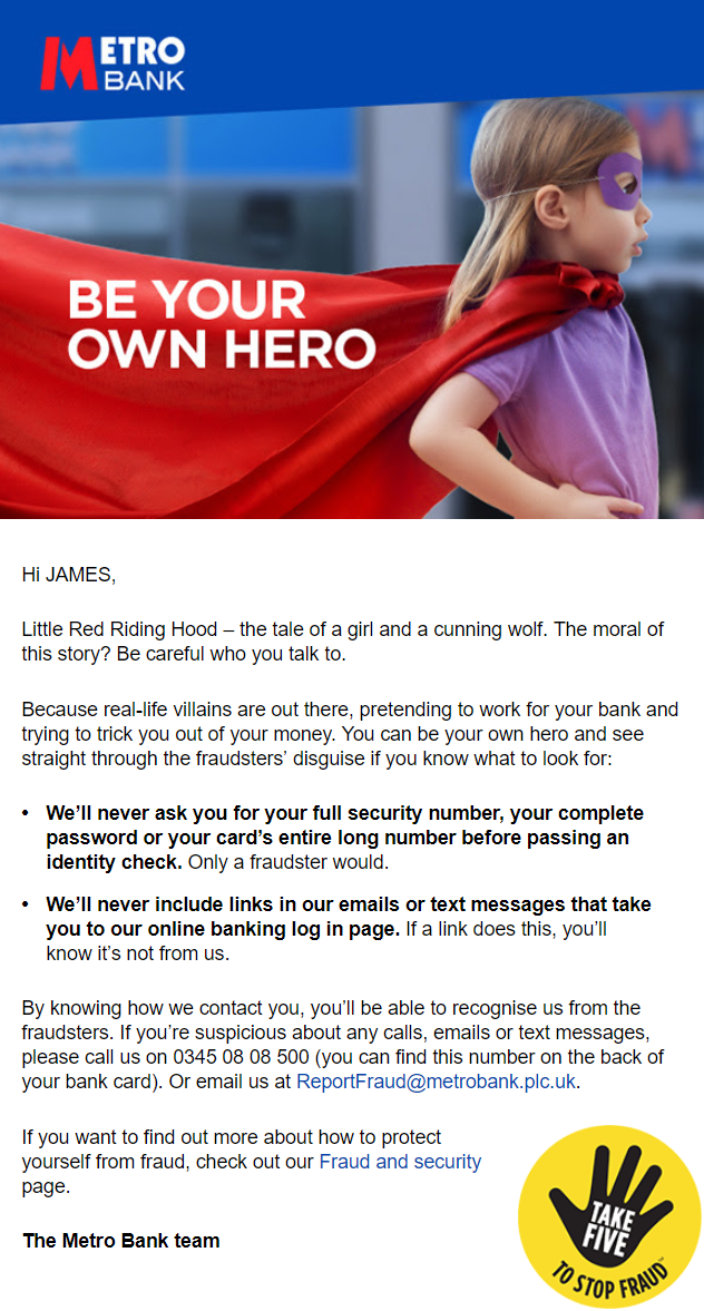 Metro Bank - Be your own hero - Email.png