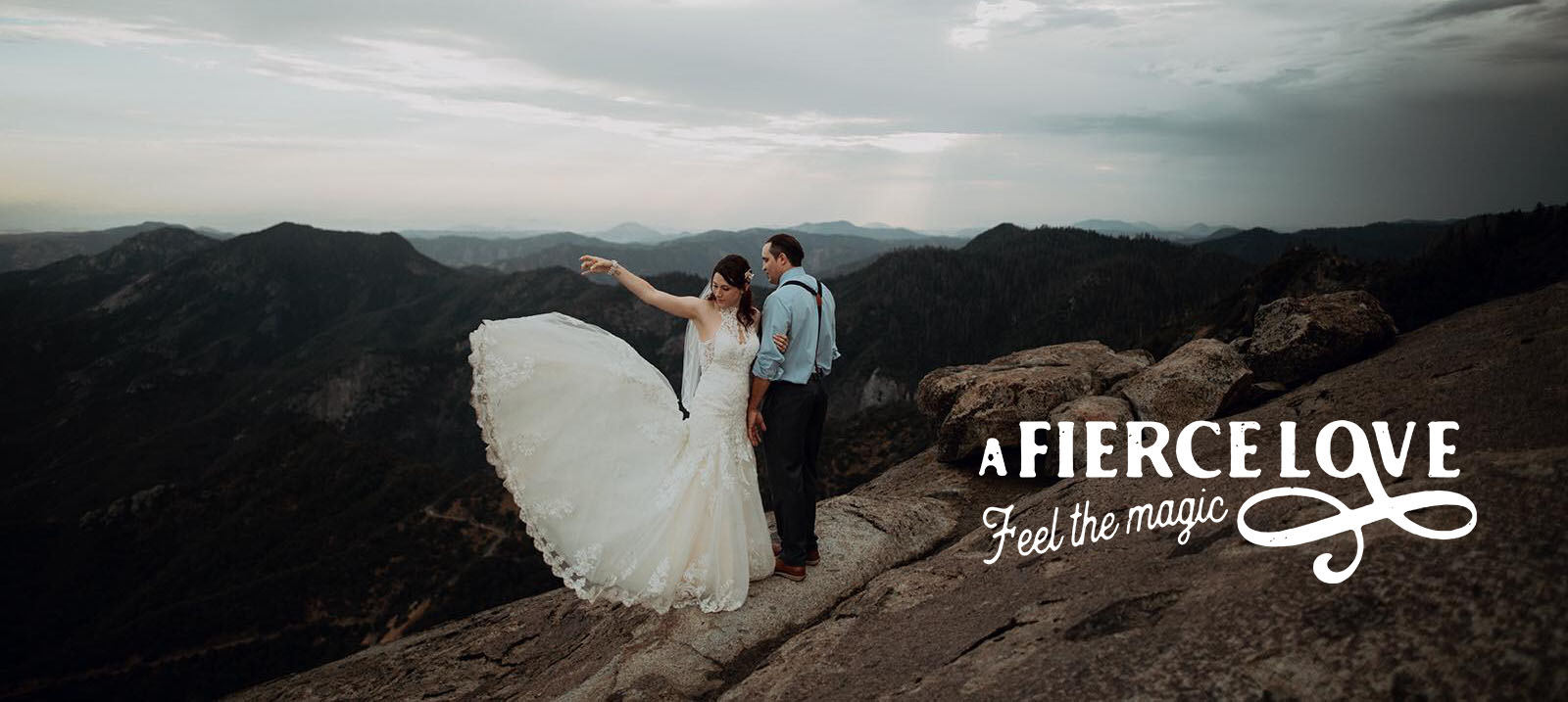 Sequoia Weddings - proudly brought to you by A Fierce Love