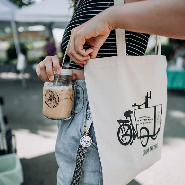 Rocking all the essentials🤘 Find the Bike🚲 Tomorrow (8/4) at the @rockyhill_brewing farmers market from 8a-12p On the Menu :  Nitro oatmilk latte Nitro raspberry green tea Iced coconut oolong Iced guava lemonade Flash brew coffee 📸: @nolens.photography