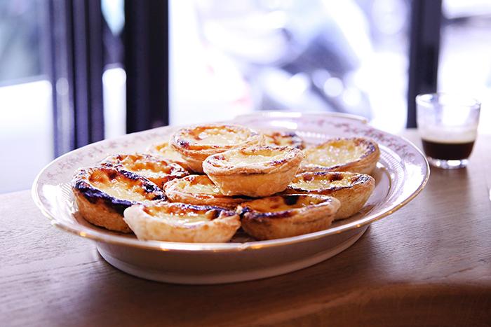 Passarito à manger : Pasteis de Nata