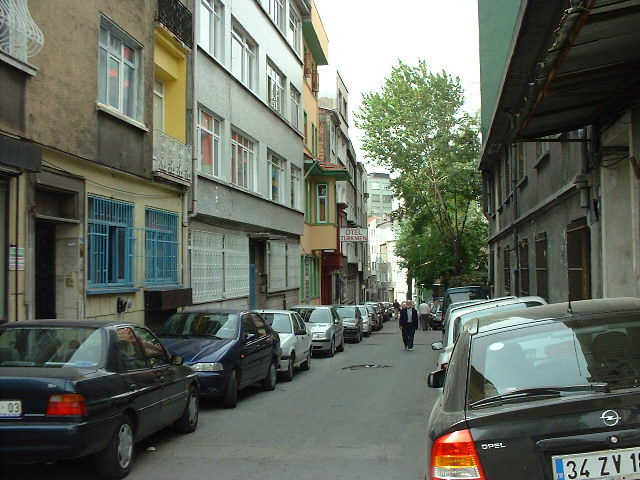 The street where we live