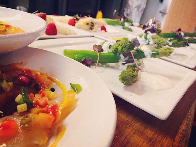 Un samedi gourmand à La Réserve... Gina Copyright! #bistronomie #foodporn #charonne #gina #lefooding @la_reserve_des_inities