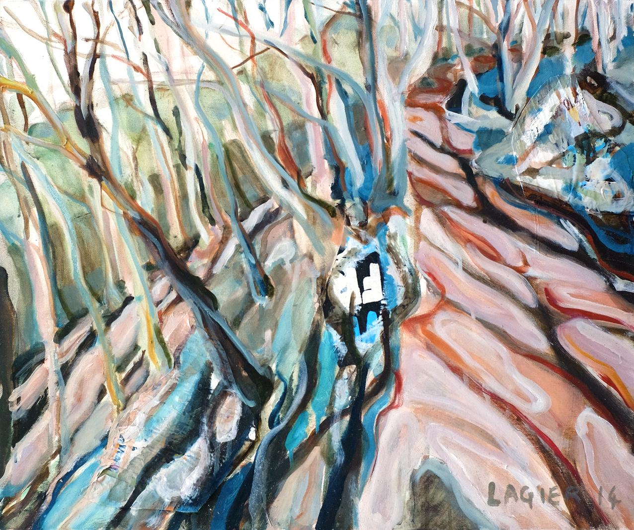 Forêt 5 // Format 73 X 60 cm