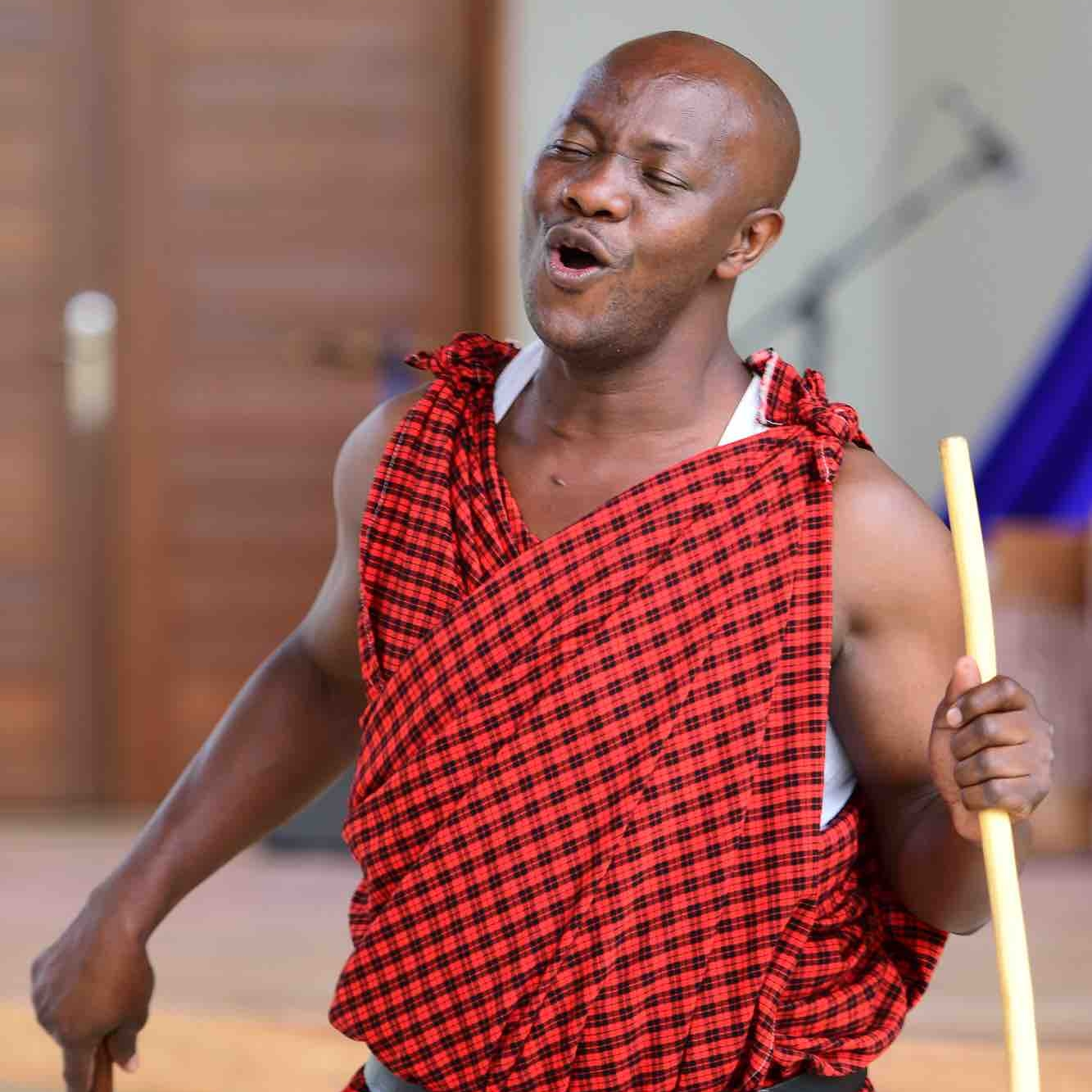 GABRIEL OLODI - Research TeamOlodi has a Bachelor in Music Education from Tumaini University, Makumira, a diploma in performing arts from TaSUBa,and a certificate in primary teaching from Patandi Teachers College, Arusha. He also has a certificate in video editing and photography from the Kilimanjaro Film Institute (KFI), which he uses as part of the research team at the CAC. He specializes in Maasai traditional songs.