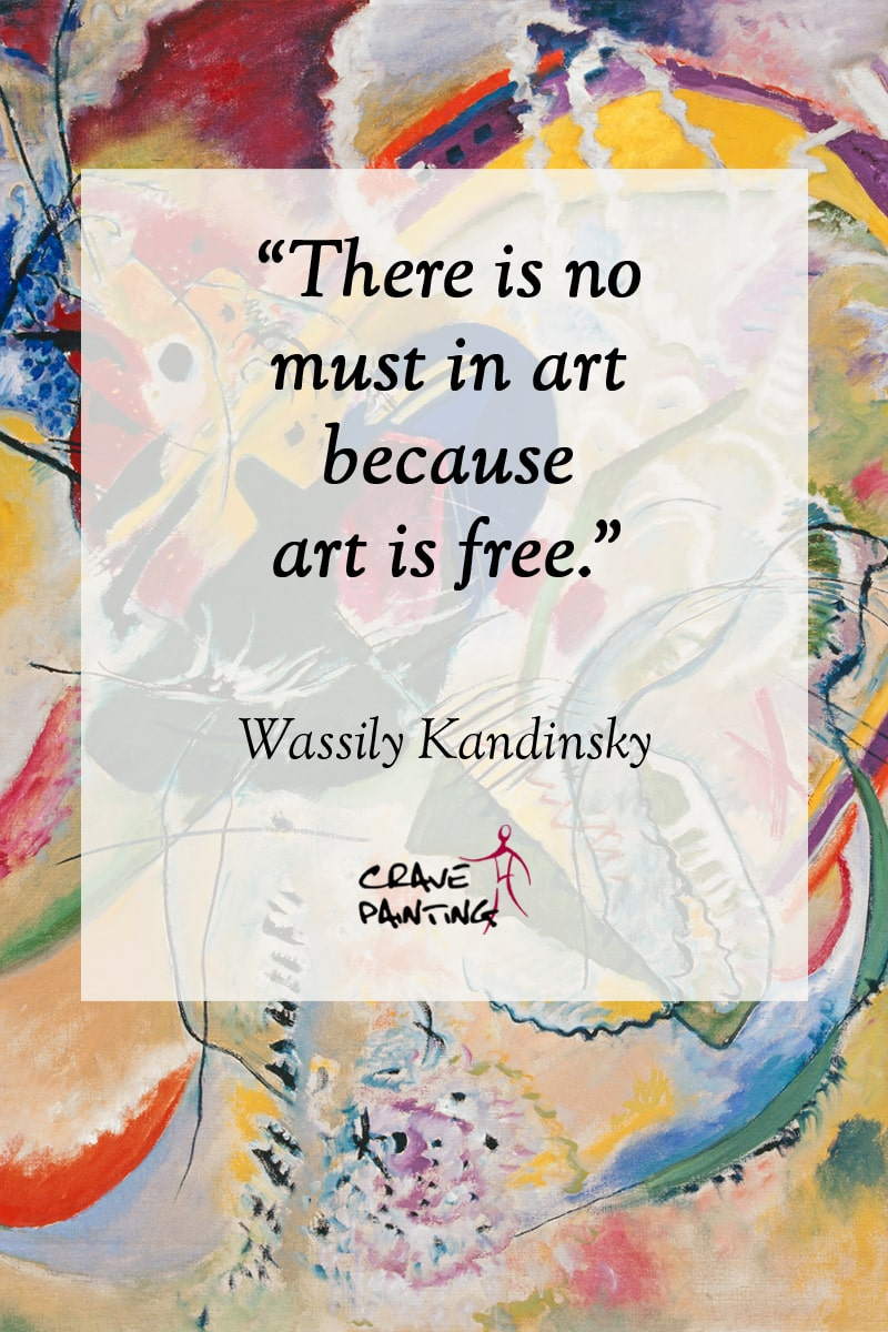 5 quotes about Art if you need some Inspiration