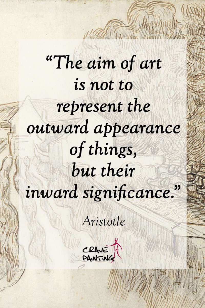 8 quotes about Art if you need some Inspiration