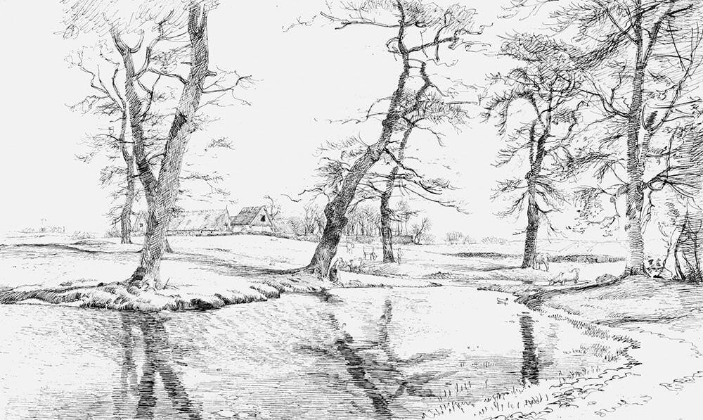 Why Drawing Landscapes is so Popular (and so Good for your ...