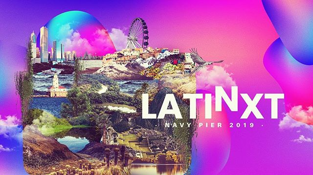I'm super excited to announce that I will be photographing this year LatiNxt at @navypierchicago !!! Can not wait to see these amazingly talented acts this year. See y'all out there 🤗