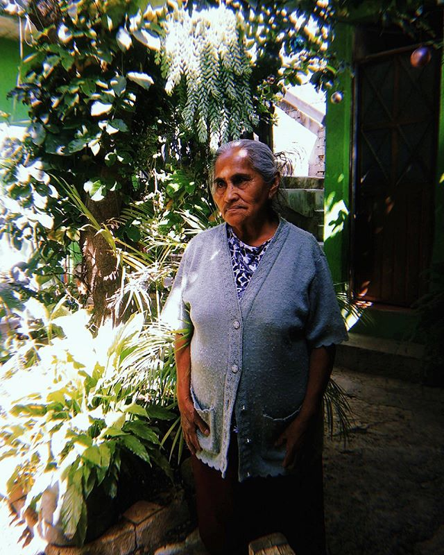 Extrañando mi abuelita Elena #tbt