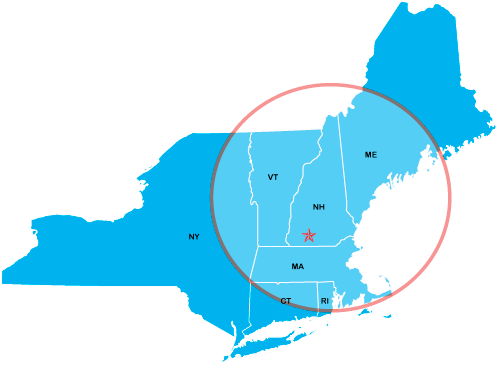DI Water Exchange Tank Services New England