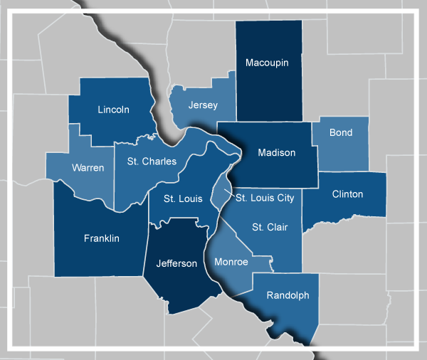 GEOGRAPHICAL AREA COVERED BY MAJOR CASE SQUAD.