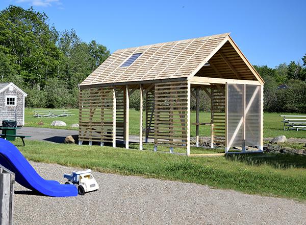Islesboro Island Rec Shelter - 2018