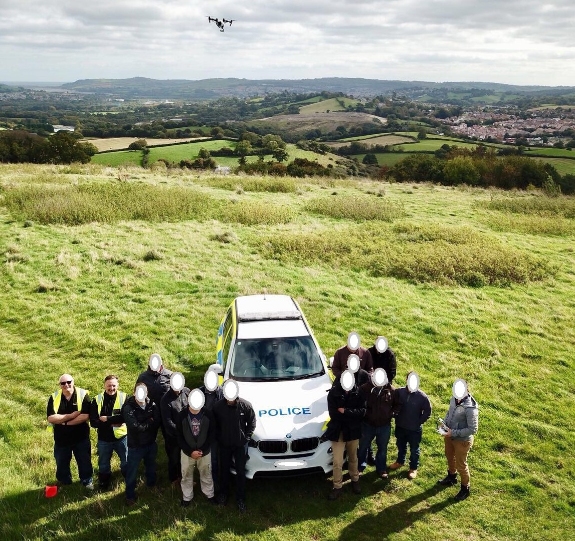 Commercial Drone Training Police Drone Training