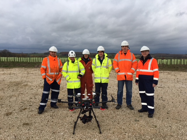 Commercial Drone Training Train The National Grid UAV Drone Team