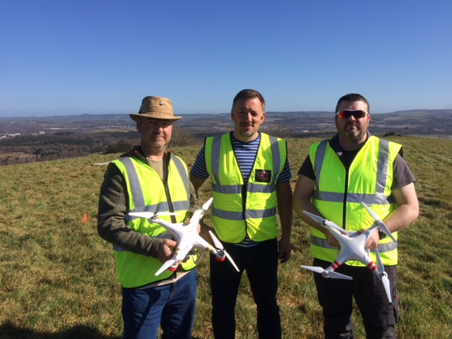 PfCO Commercial Drone Training