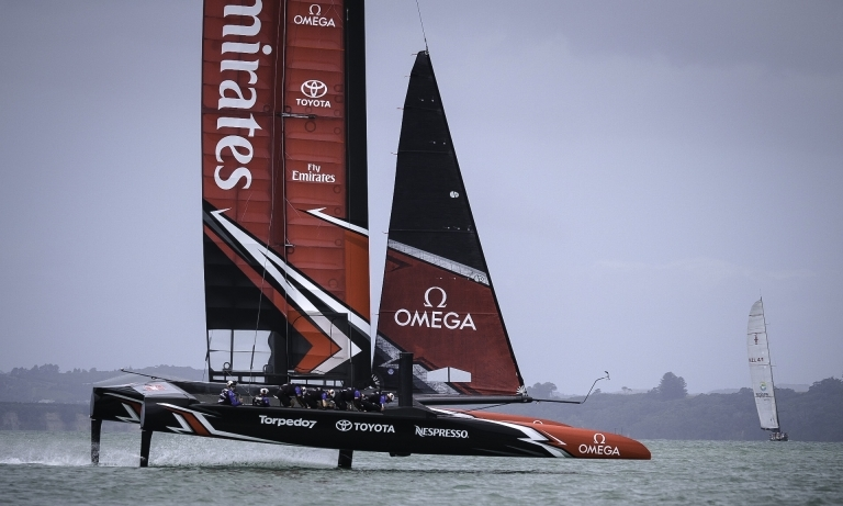 NEW ZEALAND - Emirates Team New Zealand