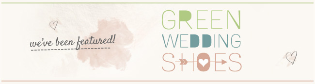Green Apple Event Co | Featured on Green Wedding Shoes