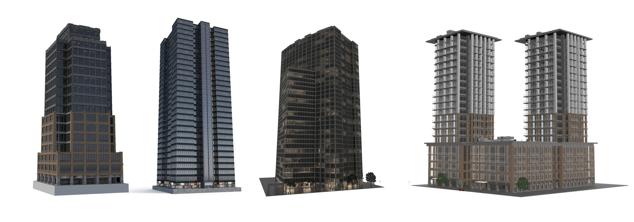 3d assets we are rebuilding