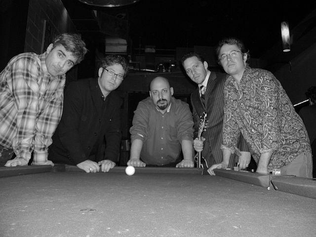 NYC 2007 w/ Jon Fletcher, Joe Choina, Elio Schiavo, & James Kerr.