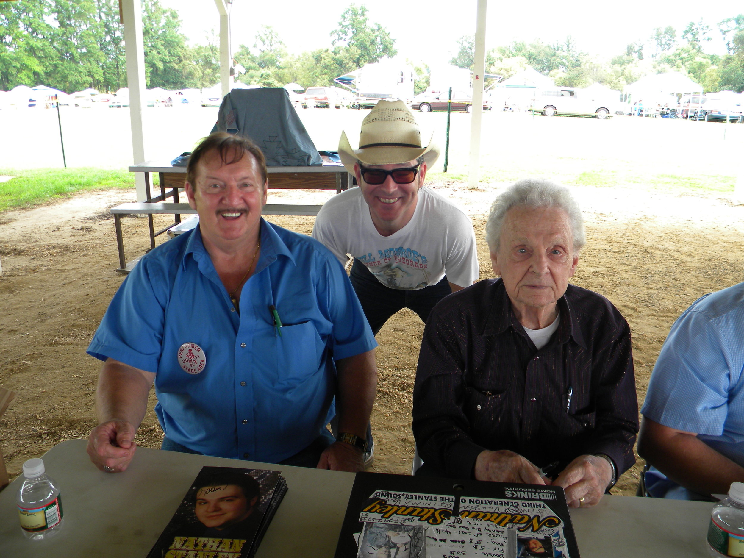 Deleware Bluegrass Festival 2010 w/ Ralph Stanley