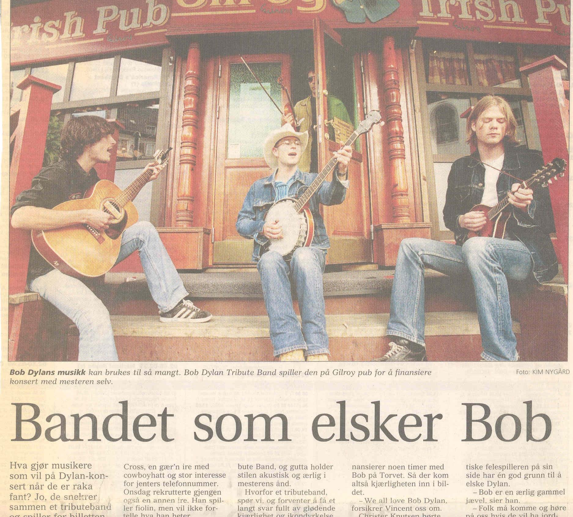 Norway, 2000.