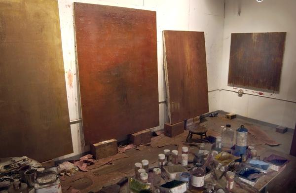 former studio at Ajay Land building, Providence