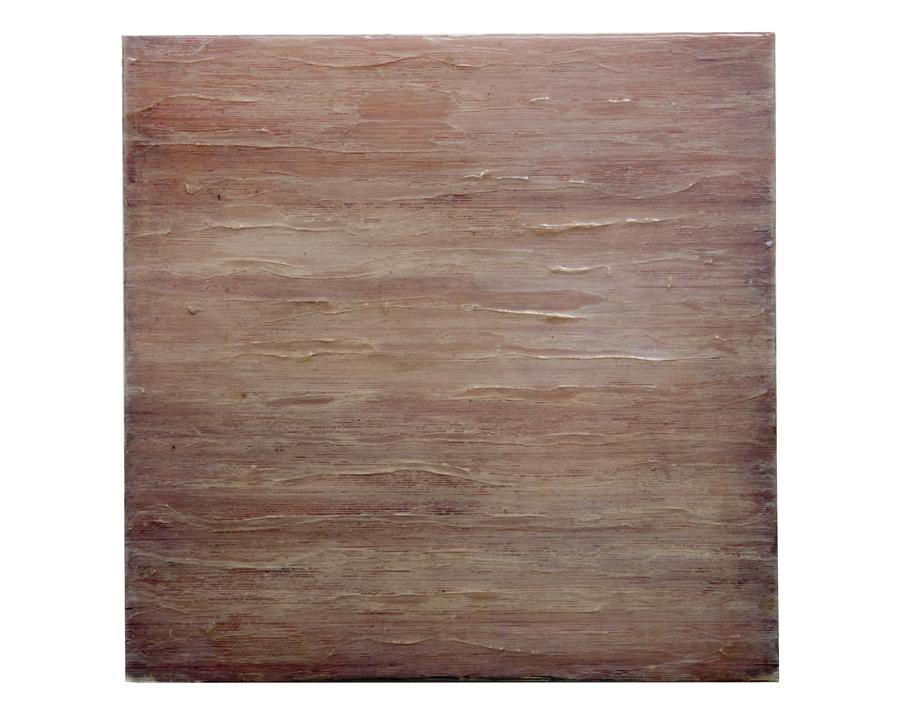 "untitled (shiny)   mixed media on panel, 12x12"", 2000  $500"