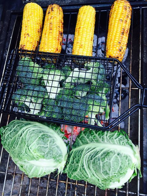Grilled Vegetables by Epicure Client Chef Carine